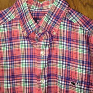 Vineyard Vines Slim Fit Tucker Button Down Shirt